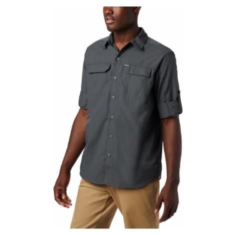 Košile Columbia Silver Ridge™2.0 LS Shirt - černá