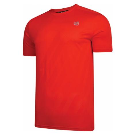 Pánské tričko Dare2b ENJOIN Tee červená