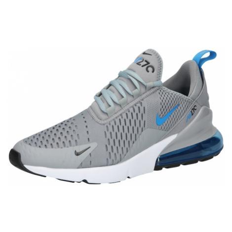 Nike Sportswear Tenisky 'Air Max 270' šedá / modrá