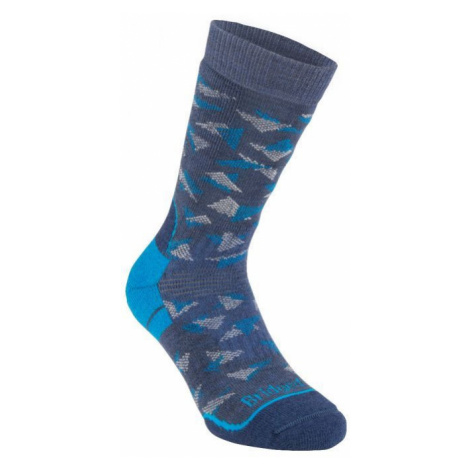 Bridgedale Hike Midweight Merino Performance Boot denim/blue (6,5-9)