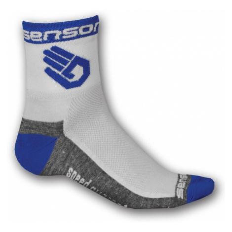 Ponožky SENSOR Race Lite Ruka modrá