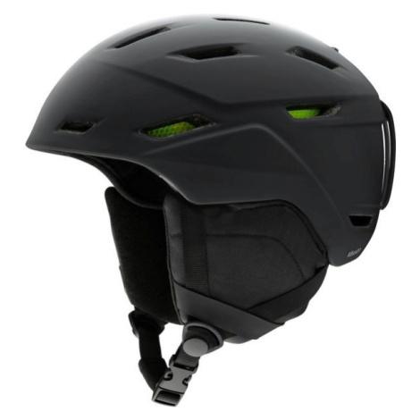 Smith MISSION černá - Pánská lyžařská helma