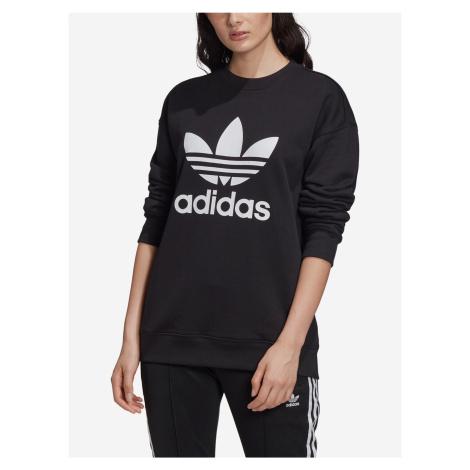 Mikina adidas Originals Trf Crew Sweat Černá