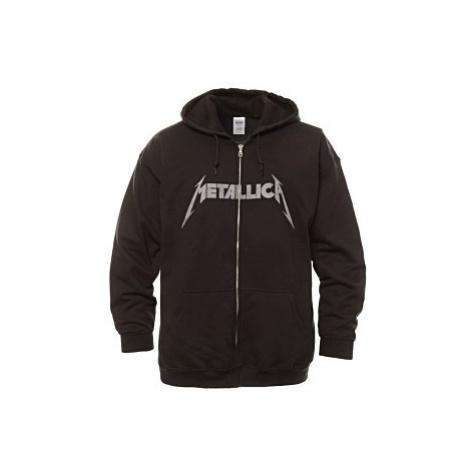 Mikina Metallica černá