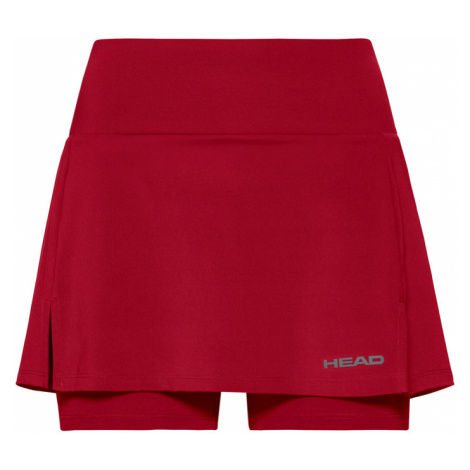 Dámská sukně Head Club Basic Red