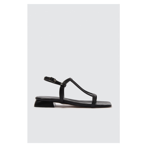 Trendyol Black Women Sandals