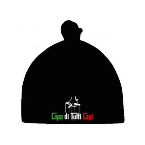 Dětská čepice s uzlem Capo di tutti Capi