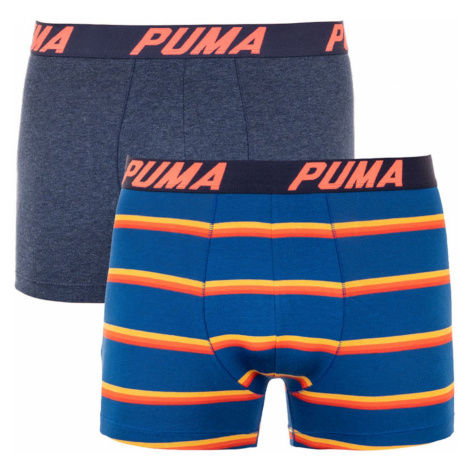 2PACK men's boxers Puma multicolored (691001001 831)