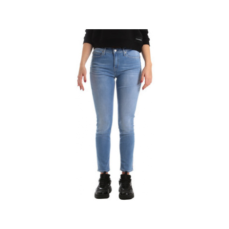 Calvin Klein Jeans J20J211006 Modrá