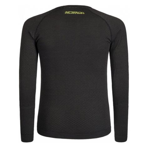 Pánské termo tričko Montura Seamless Warm Maglia Black