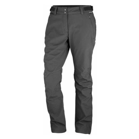 NORTHFINDER MADZER Dámské softshellové kalhoty NO-44351OR319 šedá