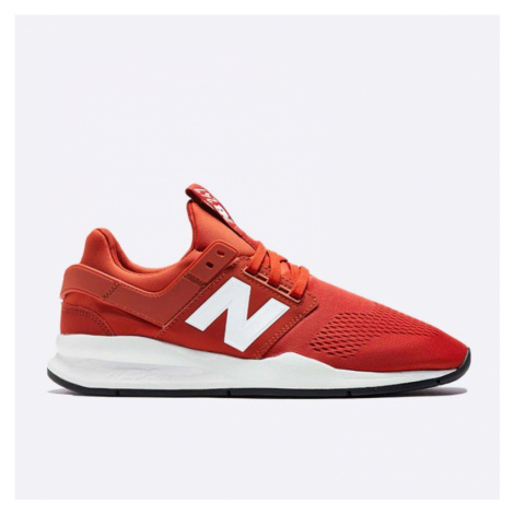 Červené pánské tenisky New Balance MS247ES