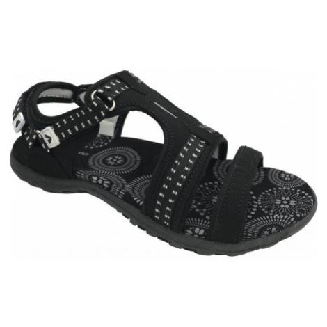 Crossroad MATILDE černá - Dámské sandály