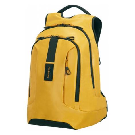 """Samsonite Velký batoh na notebook 15,6"""" PARADIVER L+ 24 l - žlutá"""