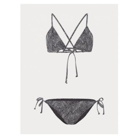 Plavky O´Neill Pw Capri Bondey Mix Bikini Šedá O'Neill