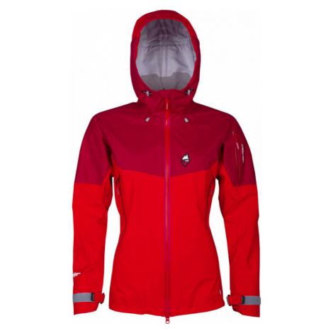 Dámská bunda High Point Explosion 5.0 Lady red/red dahlia