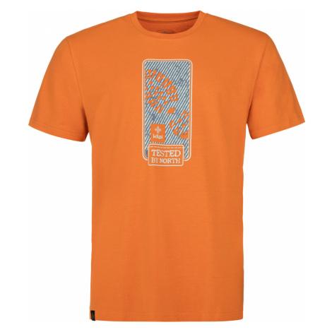 KILPI Pánské triko BOOTY-M MM0088KIORN Oranžová