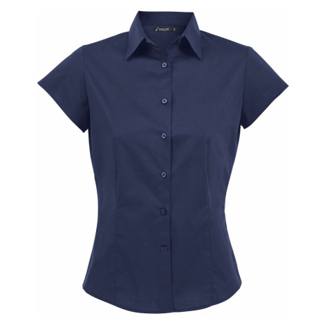 SOLS Dámská košile EXCESS 17020228 Dark blue SOL'S