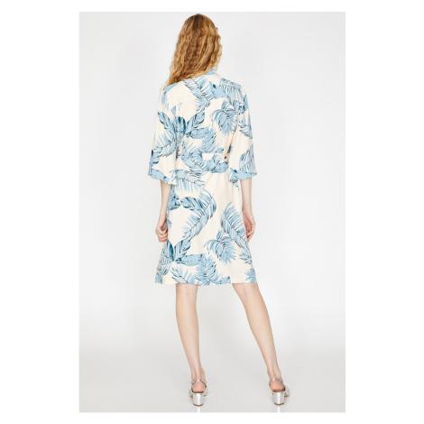 Koton Women's Blue Dress