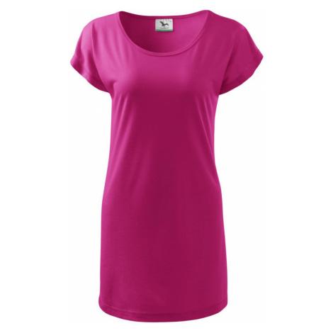 Malfini Love 150 Triko/šaty dámské 12340 purpurová