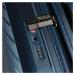 March Skořepinový cestovní kufr Gotthard 70 l - bílá