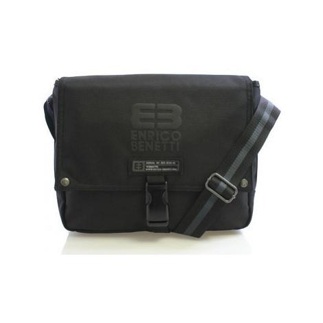 Enrico Benetti Černá taška přes rameno 4476 Černá