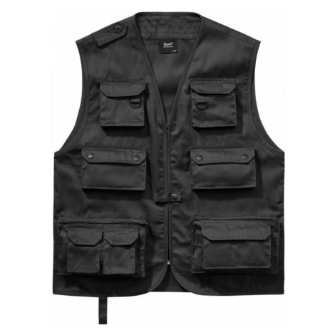 Hunting Vest - black Urban Classics