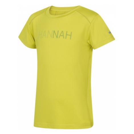 Dětské tričko Hannah Cornet JR sulphur spring