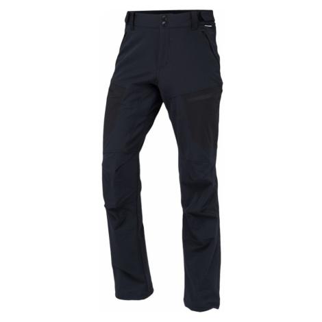 NORTHFINDER LANDON Pánské kalhoty NO-3454OR269 černá