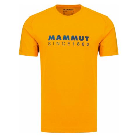 Tričko Mammut TROVAT Żółty