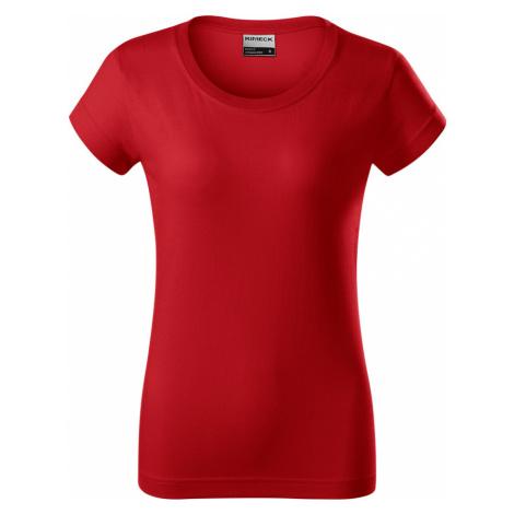RIMECK Resist Dámské triko R0207 červená