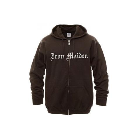 Mikina Iron Maiden černá