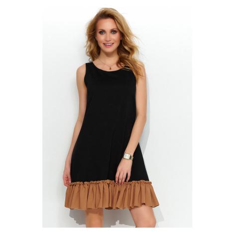 Černé šaty M561
