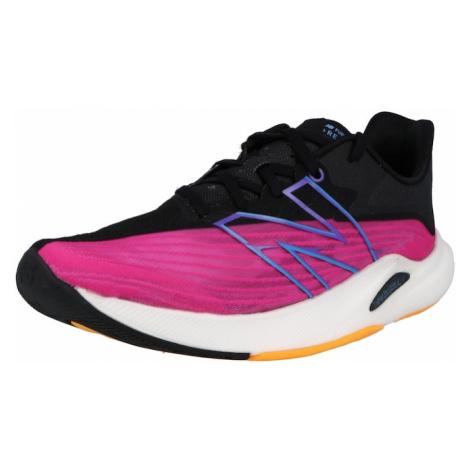 New balance Sportovní boty 'FC Rebel' pink / černá / modrá / světle fialová