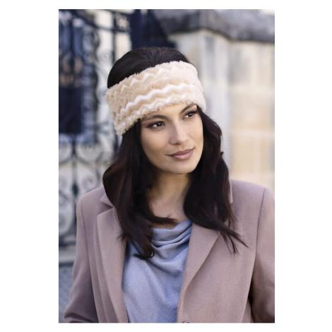 Kamea Woman's Headband K.19.354.03 Camel