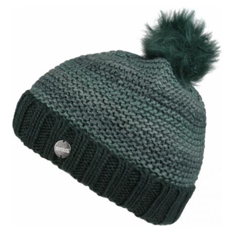 Čepice Regatta Frosty Hat IV Barva: tmavě šedá
