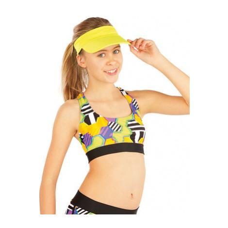 Dívčí plavkový sportovní top Litex 52619 | viz. foto