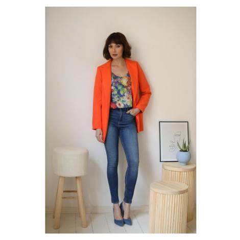 Colour Mist Woman's Jacket B343