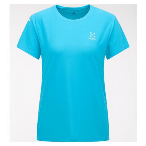 Dámské funkční tričko Haglöfs L.I.M Tech Tee Women maui blue