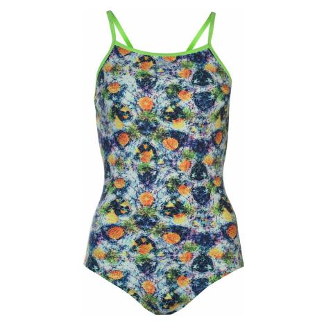 Slazenger Thin Strap dámské jednodílné plavky