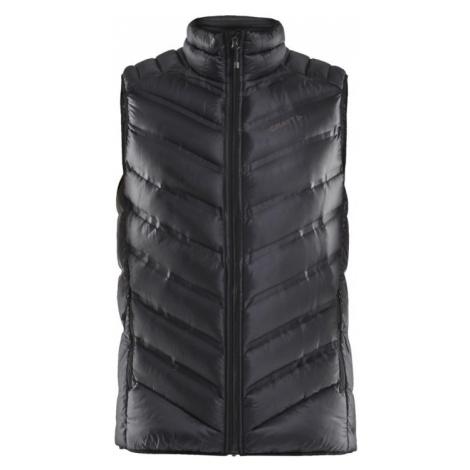 Pánská vesta CRAFT Lightweight Down černá