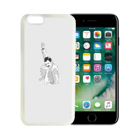 iPhone 7/8 kryt gumový soft Freddie Mercury