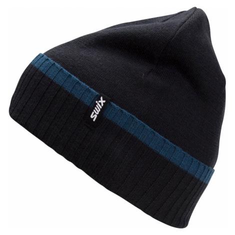 Swix Cross čepice černá