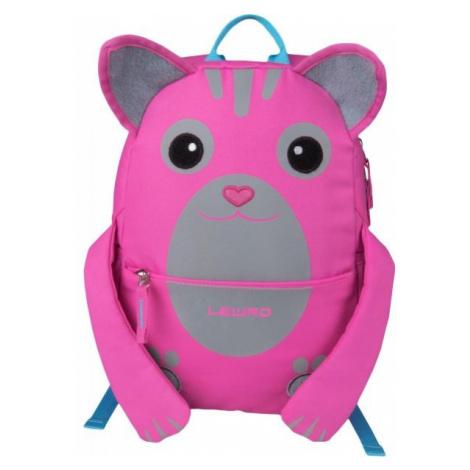 Lewro DIXIE 9 růžová - Dětský batoh