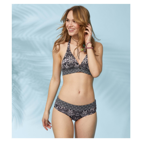 Plavky Odd Molly Blossom Bikini Bottom - Černá
