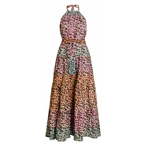 Šaty JULIET DUNN hnědá|multicolor|vzorkování