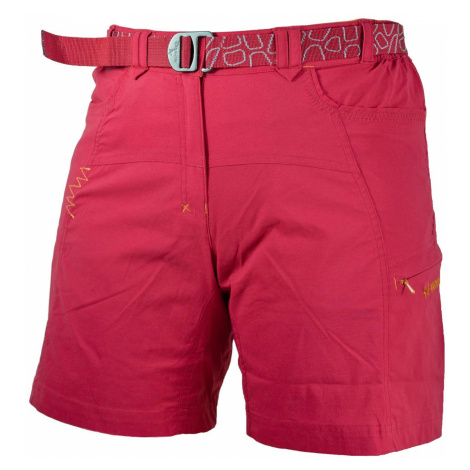 Warmpeace Muriel Lady Shorts rose red