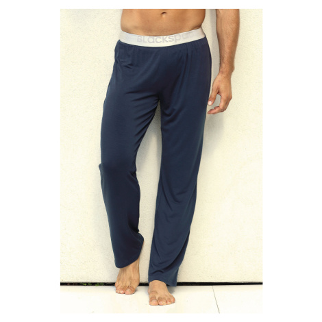 Modalové kalhoty Thalin Blackspade