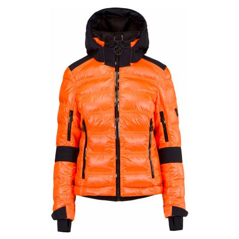 Lyžařská bunda Toni Sailer TAMI oranžová