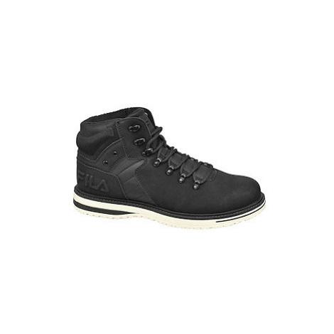 Černá kotníková obuv Fila